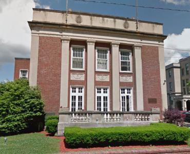 Healey Academic Center, former Kotch-Conley Building